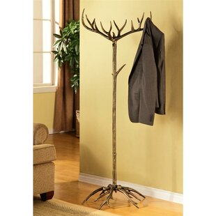 SPI Home Antler Coat Rack