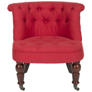 Ophelia & Co. Yasmine Slipper Chair
