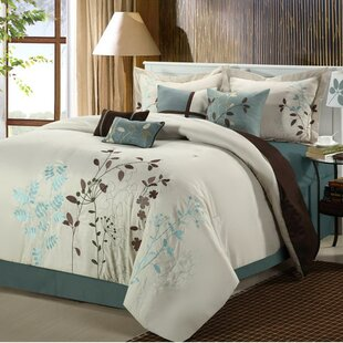 Lovejoy 12 Piece Comforter Set