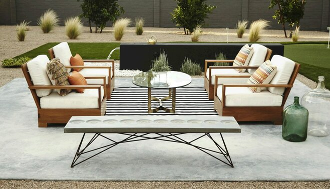 Layout Ideas For Outdoor Spaces Wayfair