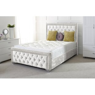 Carley Upholstered Sleigh Bed By Willa Arlo Interiors