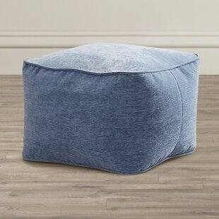 Keels Pouf by Ebern Designs