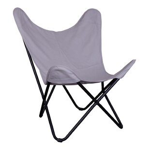 Arnt Butterfly Chair By 17 Stories