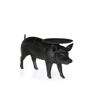 Gracie Oaks Barmore Pig Coffee Table