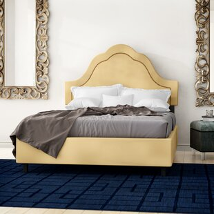 Amaker Upholstered Panel Bed by Willa Arlo Interiors