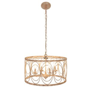 Ophelia & Co. Cedarville Modern Round 4-l..
