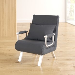 Longoria Convertible Chair by Ebern Designs