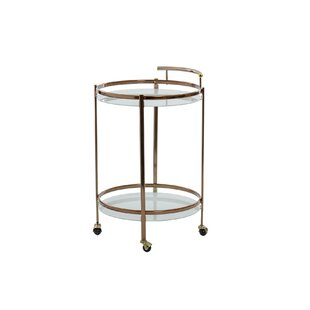 Hanks Serving Cart By Canora Grey