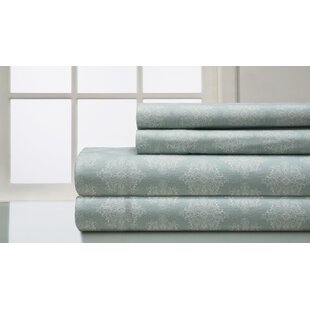 Beauville 160 Thread Count 100% Cotton Flannel Sheet Set By Lark Manor