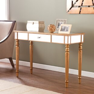 Huxley Console Table by Wildon Home® Great price