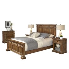 Landisville Panel 4 Piece Bedroom Set by Darby Home Co