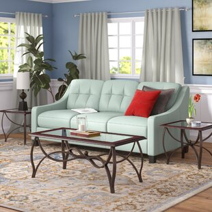 Assante 3 Piece Coffee Table Set