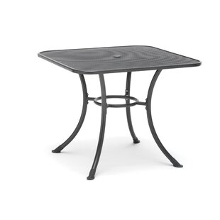 Red Barrel Studio Detrick Square Dining Table