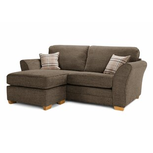 Greenlawn High Back Corner Sofa