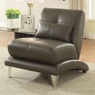 Latitude Run Aryana Slipper Chair
