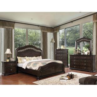 Fye Panel Bed