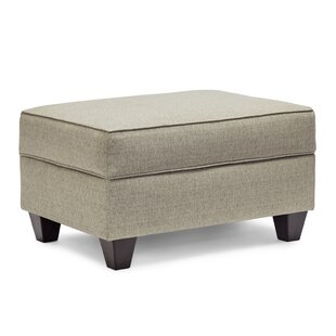 Clearbrook Buff Storage Ottoman