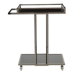 Alvarado Serving Bar Cart