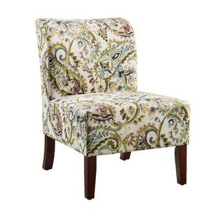 Ebern Designs Kingsview Slipper Chair