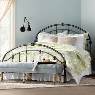 Three Posts Emmalina Panel Bed