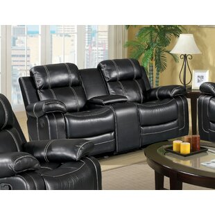 Compare Courter Reclining Loveseat by Winston Porter Reviews (2019) & Buyer's Guide