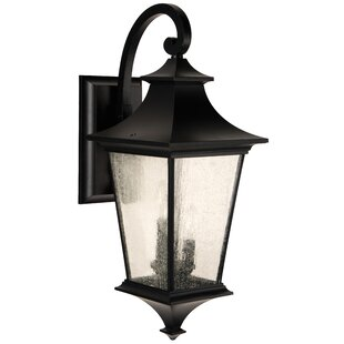 Chafin 3-Light Outdoor Wall Lantern By Fleur De Lis Living Outdoor Lighting