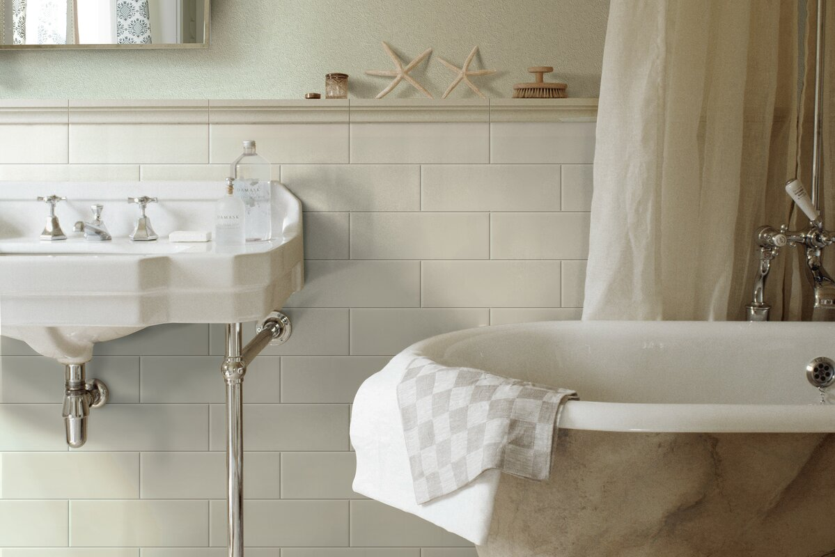 This Can Come In Real Handy If You Have A Room With No Or Limited Natural Light And Is One Of The Reasons That White Subway Tile Bathrooms Particular Are