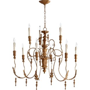 Paladino 9-Light Chandelier