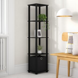 Evianna Bookcase By 17 Stories