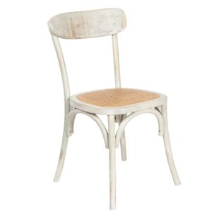 Dominique Solid Wood Dining Chair By Beachcrest Home