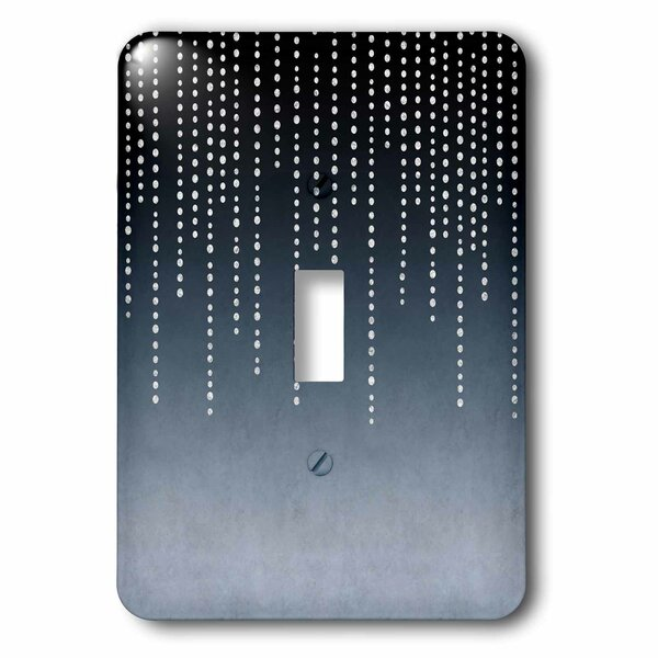 3drose Silver Shimmering Rhinestones 1 Gang Toggle Light Switch Wall Plate Wayfair