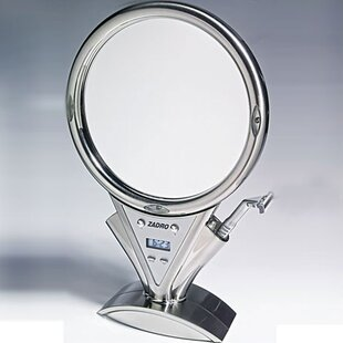 Read Reviews Z'Fogless Power Zoom Lighted Mirror By Zadro