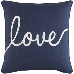 glynn cotton throw pillow