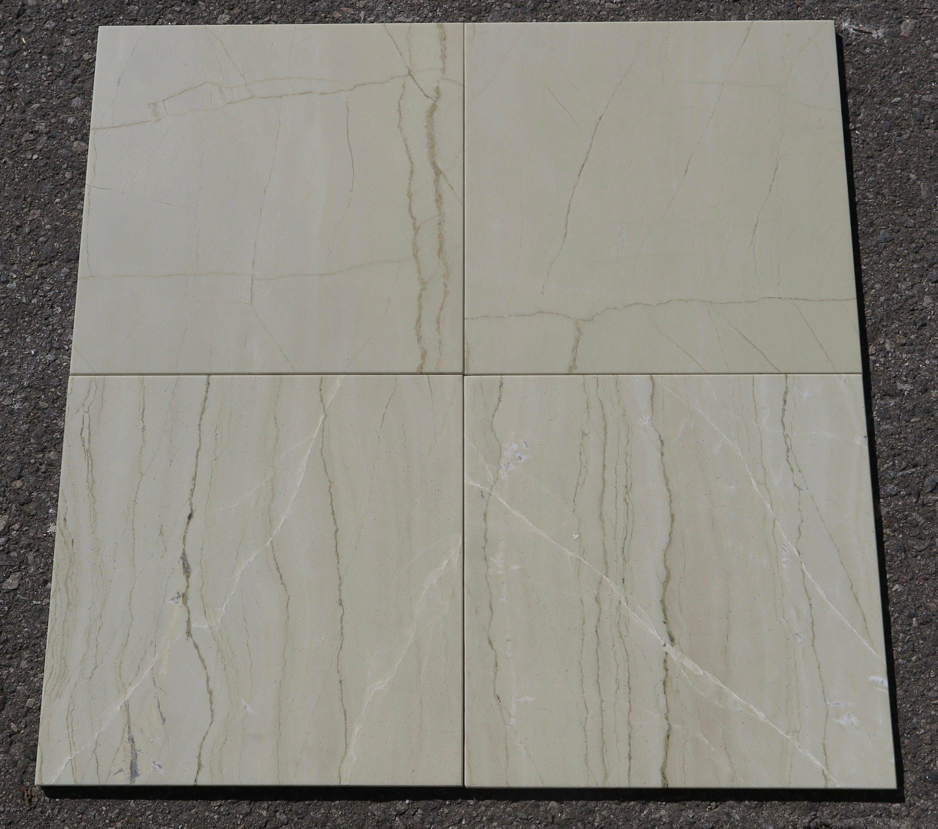 Stone Tile Shoppe Inc Verde Aquamarine Polished 12x12 Marble Field Tile Wayfair Ca