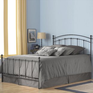Syston Panel Bed by Andover Mills