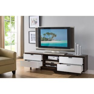 Janke Sophisticatedly Designed TV Stand for TVs up to 70
