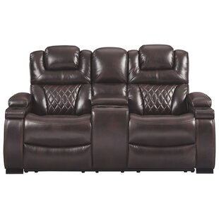 Mona Reclining Loveseat by Red..