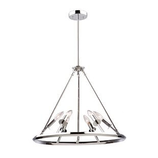 Corrigan Studio Tim 6-Light Chandelier