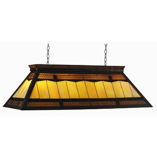 Red Barrel Studio Broyles 4-Light Billiard Light