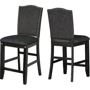 Dysart 26'' Bar Stool (Set of 2) DarHome Co