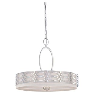Willa Arlo Interiors Helina 4-Light Pendant