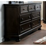 Dang 7 Drawer Double Dresser by Darby Home Co