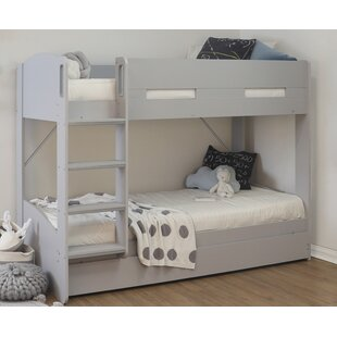 Trotter Single Bunk Bed With Trundle By Isabelle & Max