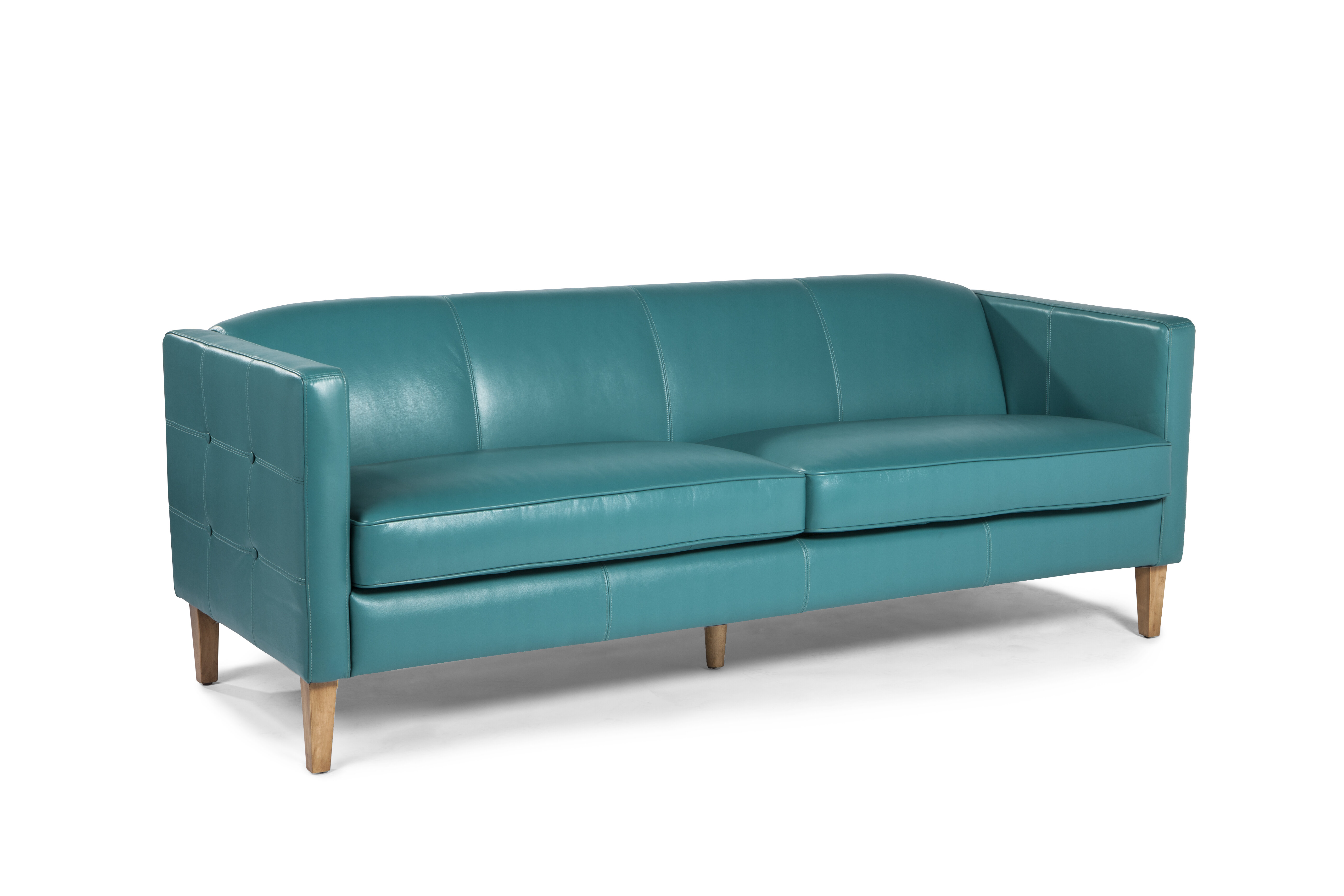 lazzaro leather miami leather sofa wayfair