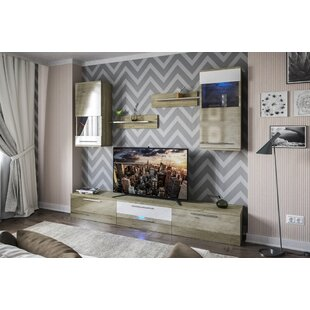 Price comparison German Entertainment Center for TVs up to 50 by Orren Ellis Reviews (2019) & Buyer's Guide