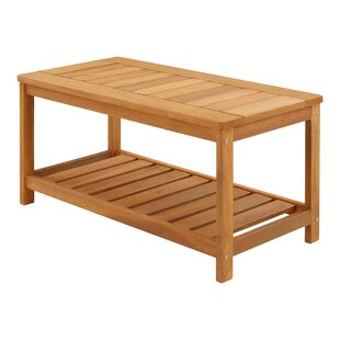 Arianna Teak Coffee Table By George Oliver