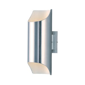 Caudle 2-Light Outdoor Sconce