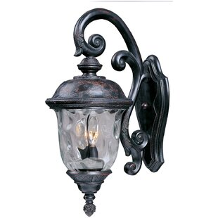 Doliya 3-Light Outdoor Wall Lantern