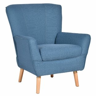 Harder Armchair by George Oliver