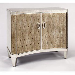 2 Door Accent Cabinet by Artmax SKU:ED859128 Reviews